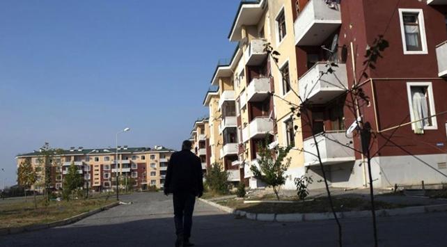 Terterde yaşayanlar evlerini bırakmıyor