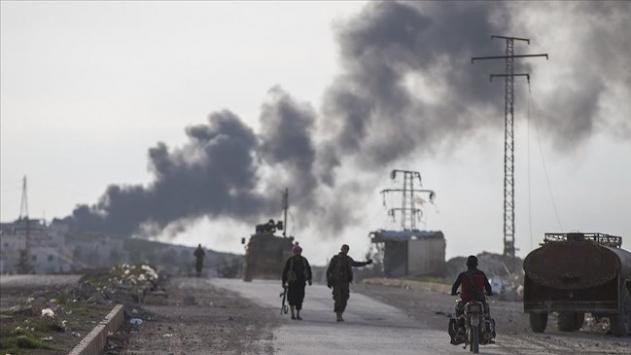 Suriyenin kuzeyindeki Bab ilçesinde patlama: 3 ölü