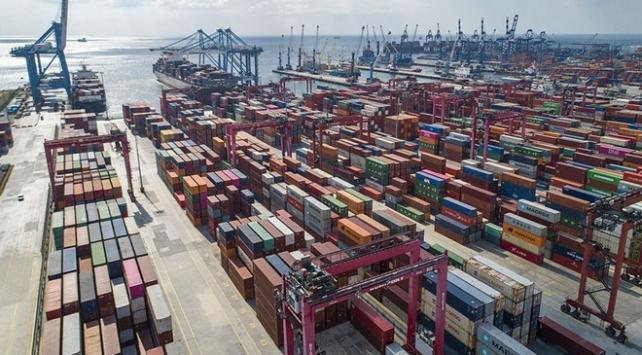 İstanbuldan 6,2 milyar dolarlık ihracat