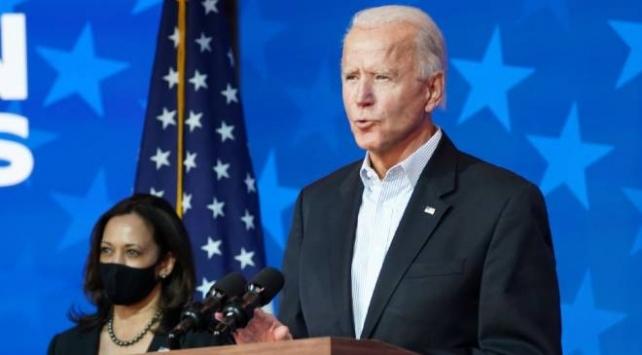 ABDnin yeni başkanı Joe Biden oldu