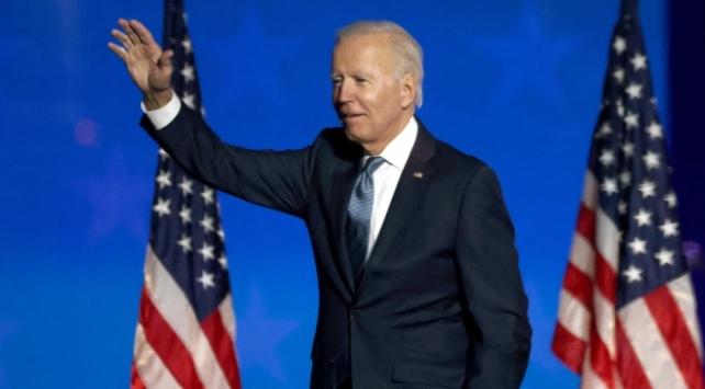 Joe Biden, yerel saatle 20.00de zafer konuşması yapacak