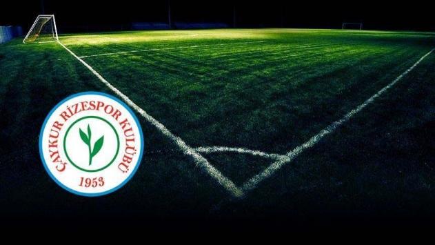 Çaykur Rizesporda 3 futbolcunun COVID-19 testi pozitif çıktı