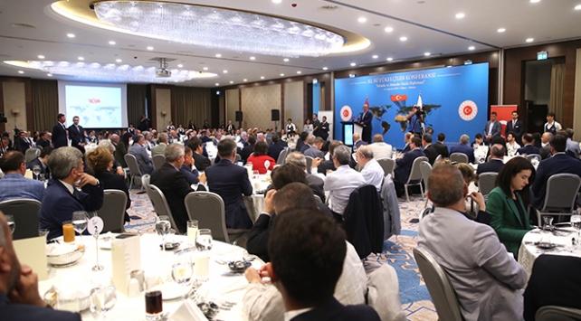 12nci Büyükelçiler Konferansı yarın başlıyor