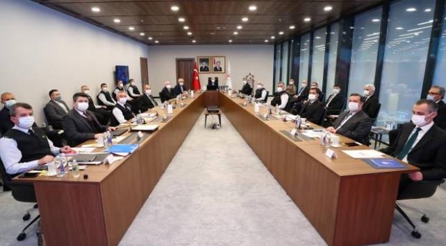 Bakan Soylu başkanlığında Güvenlik ve Koordinasyon Toplantısı