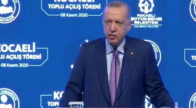 Cumhurbaşkanı Erdoğan: Türkiye, salgın sürecinden çok daha güçlü çıkacaktır