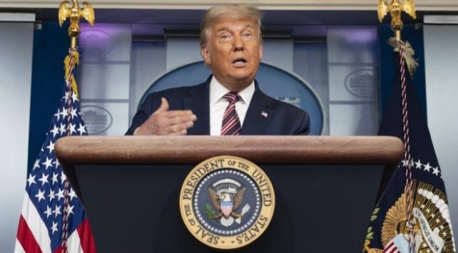 Trumptan seçimde usulsüzlük paylaşımları