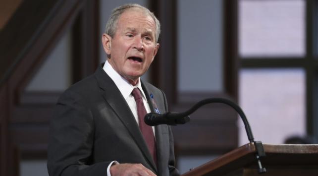 ABD eski Başkanı Bush, Bidenı tebrik etti