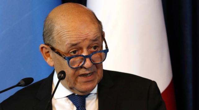 Fransa Dışişleri Bakanı: İslam dinine saygı duyuyoruz