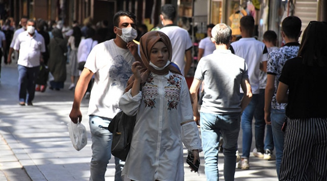 Gaziantepte tedbirlere uymayan 834 kişiye para cezası