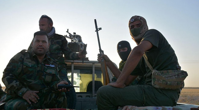 Kerkükte DEAŞ operasyonu: 3 terörist yakalandı