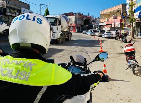 Adanada 552 sürücüye 229 bin 218 lira para cezası