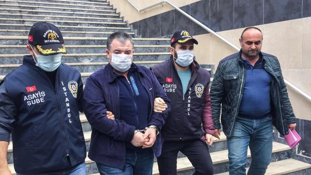 İstanbulda nitelikli yağma suçundan aranan hükümlü yakalandı