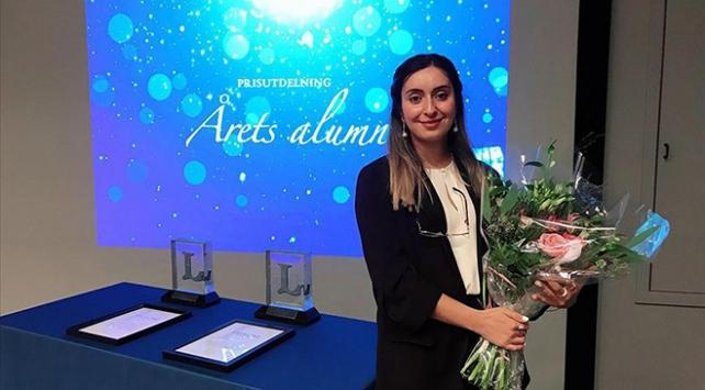 İsveçte Yılın Onur Ödülüne Türk psikolog layık görüldü