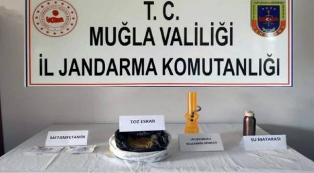 Muğlada 11 hırsızlık olayının zanlısı tutuklandı