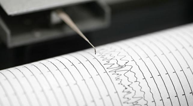 Ege Denizinde 4 büyüklüğünde deprem