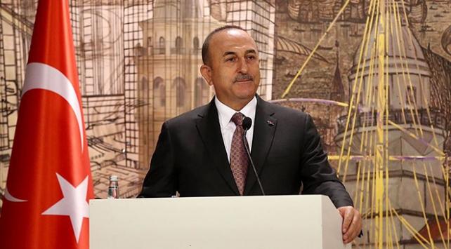 Bakan Çavuşoğlu: Karşılaştığımız zorluk ve sınamalardan güçlenerek çıktık
