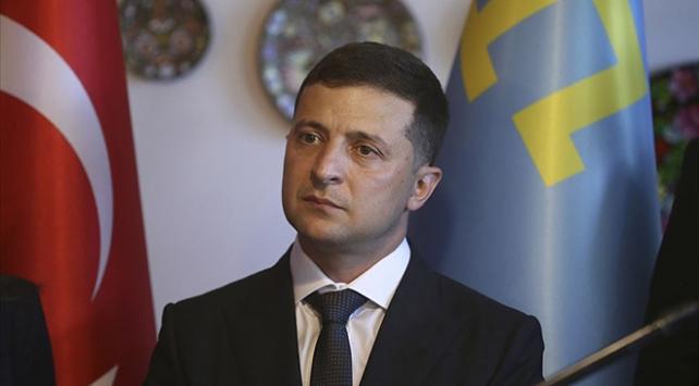 Ukrayna Devlet Başkanı Zelenskiy COVID-19a yakalandı
