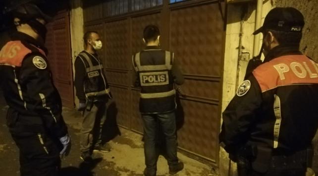 Kahramanmaraşta çeşitli suçlardan aranan 61 kişi tutuklandı