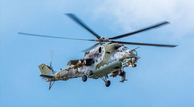 Azerbaycan, Rus helikopterinin yanlışlıkla vurulduğunu açıkladı