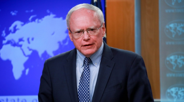 ABDnin Suriye Özel Temsilcisi Jeffrey emekli olacak