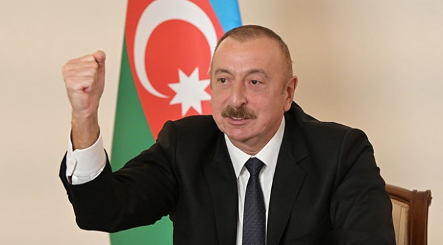 Azerbaycan Cumhurbaşkanı Aliyev anlaşmanın detaylarını açıkladı