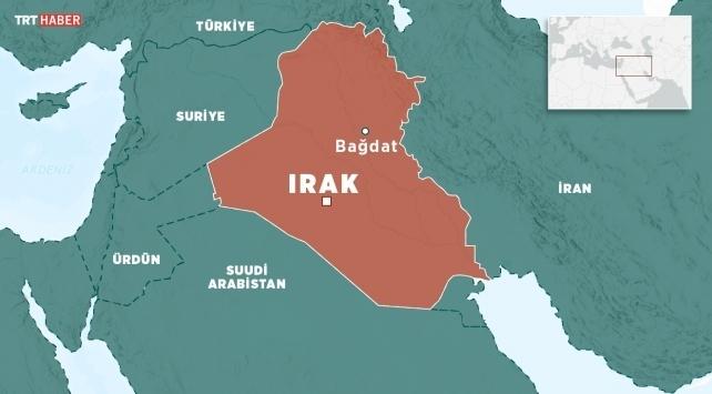 Irakta 4,8 büyüklüğünde deprem