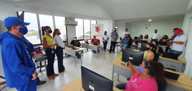 TİKAdan Kolombiyada kadınların güçlenmesine destek