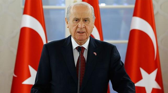 MHP Genel Başkanı Bahçeliden 10 Kasım mesajı