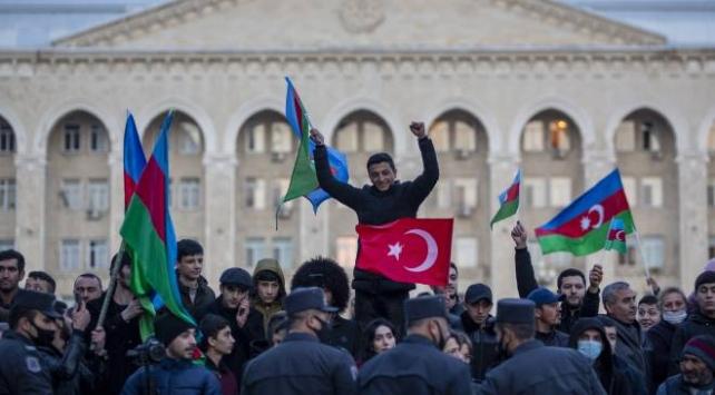 MSBden Azerbaycana kutlama: Kötü günler bitti