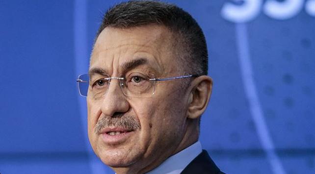 Cumhurbaşkanı Yardımcısı Oktaydan Dağlık Karabağ mesajı