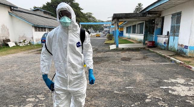 Afrikada koronavirüs vaka sayısı 1,9 milyonu geçti