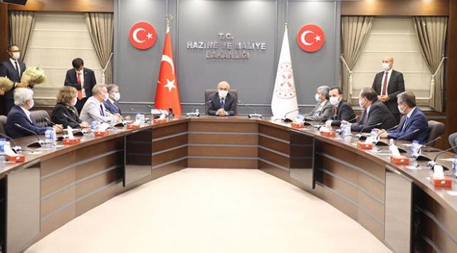 Bakan Elvan: Bu görevi tevdi eden Cumhurbaşkanımıza şükranlarımı sunuyorum