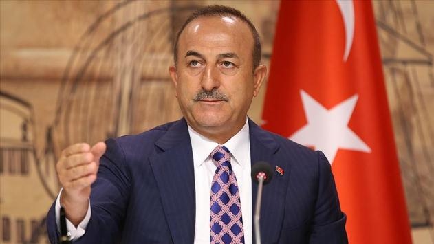 Bakan Çavuşoğlu: Doğu Akdenizde bizi dışlayan girişimlerin başarı şansı yok