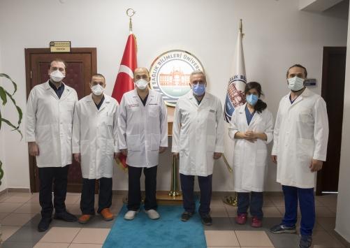 """Türk hekimler, Kovid-19 hastaları üzerindeki """"skorlama"""" çalışmasıyla bir ilke imza attı"""