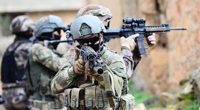 26 terörist etkisiz hale getirildi