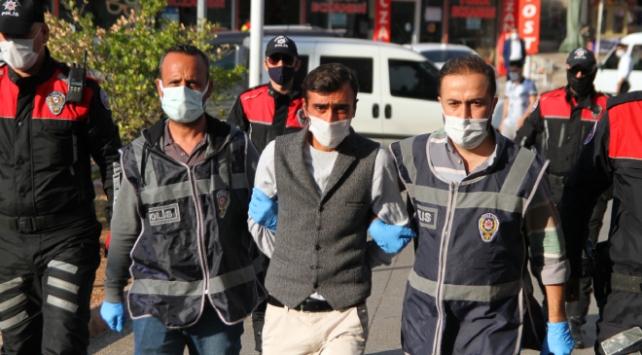 35 yıl 8 ay hapis cezası bulunan firari yakalandı