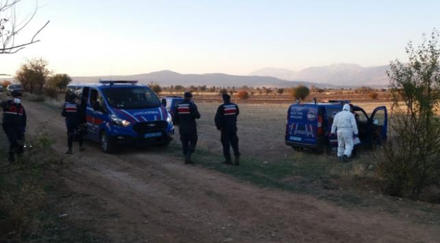 Afyonkarahisarda 16 gündür kayıp çiftin cesetleri bulundu