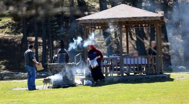 Eskişehirde park ve piknik alanlarına geçici kısıtlama