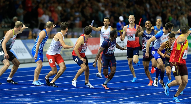 2024 Avrupa Atletizm Şampiyonası Romada yapılacak