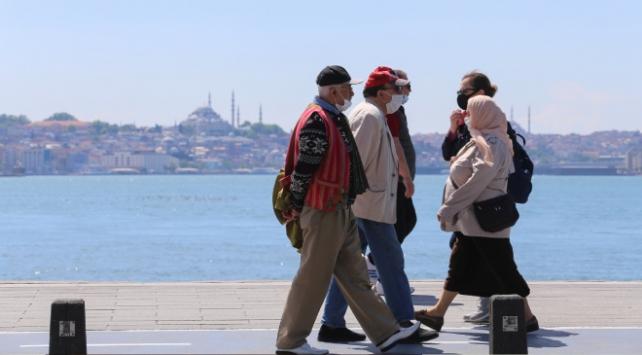İstanbulda 65 yaş ve üzeri için sokağa çıkma kısıtlaması