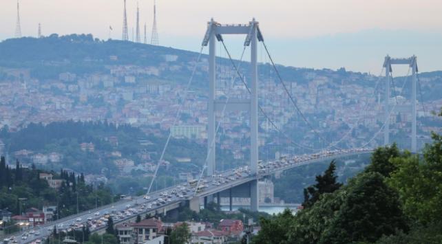 15 Temmuz Şehitler Köprüsü geçici olarak trafiğe kapatılacak