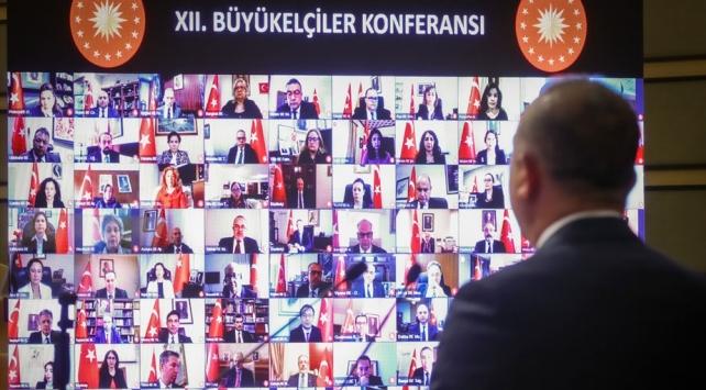 Yerli video konferans uygulaması ilk kez Beştepede kullanıldı