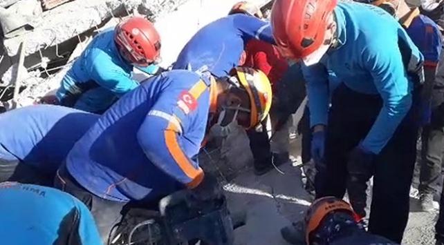 İzmirden dönen 25 kişilik AFAD ekibi karantinaya girdi