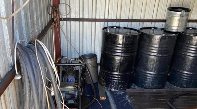Adanada 25 bin 500 litre kaçak akaryakıt ele geçirildi: 8 gözaltı