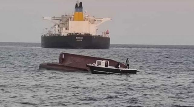 Yunan gemisi balıkçı teknesine çarptı: 4 ölü, 1 kayıp