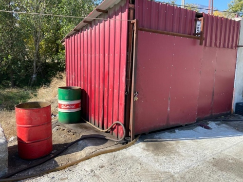 Adanada 25 bin 500 litre kaçak akaryakıt ele geçirildi