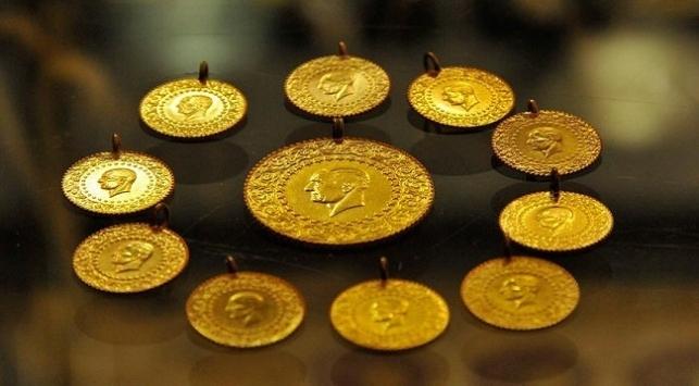 Gram altın 488 lira seviyelerinde