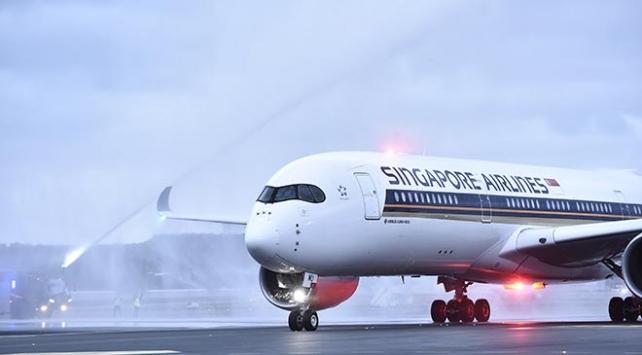 Singapur ve Hong Kong arasında karantinasız uçuşlar 22 Kasımda başlıyor