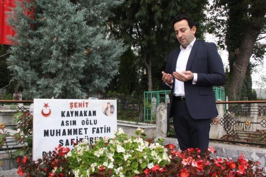Arkadaşları şehit Kaymakam Muhammet Fatih Safitürkü anlattı