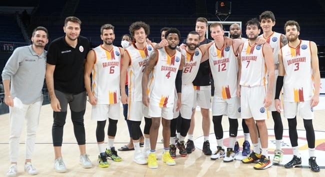 Galatasaray Avrupada kazandı